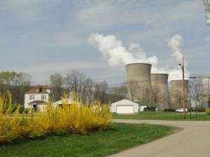 Coal-power in the backyard