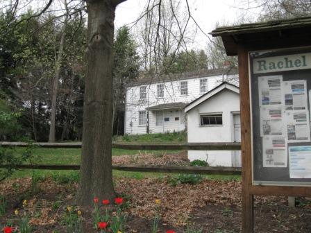 Spingdale, PA, homestead of Rachel Carson