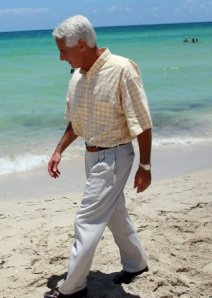 Charlie Crist dealing with water