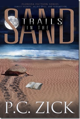 Trails in the Sand - Bookcover