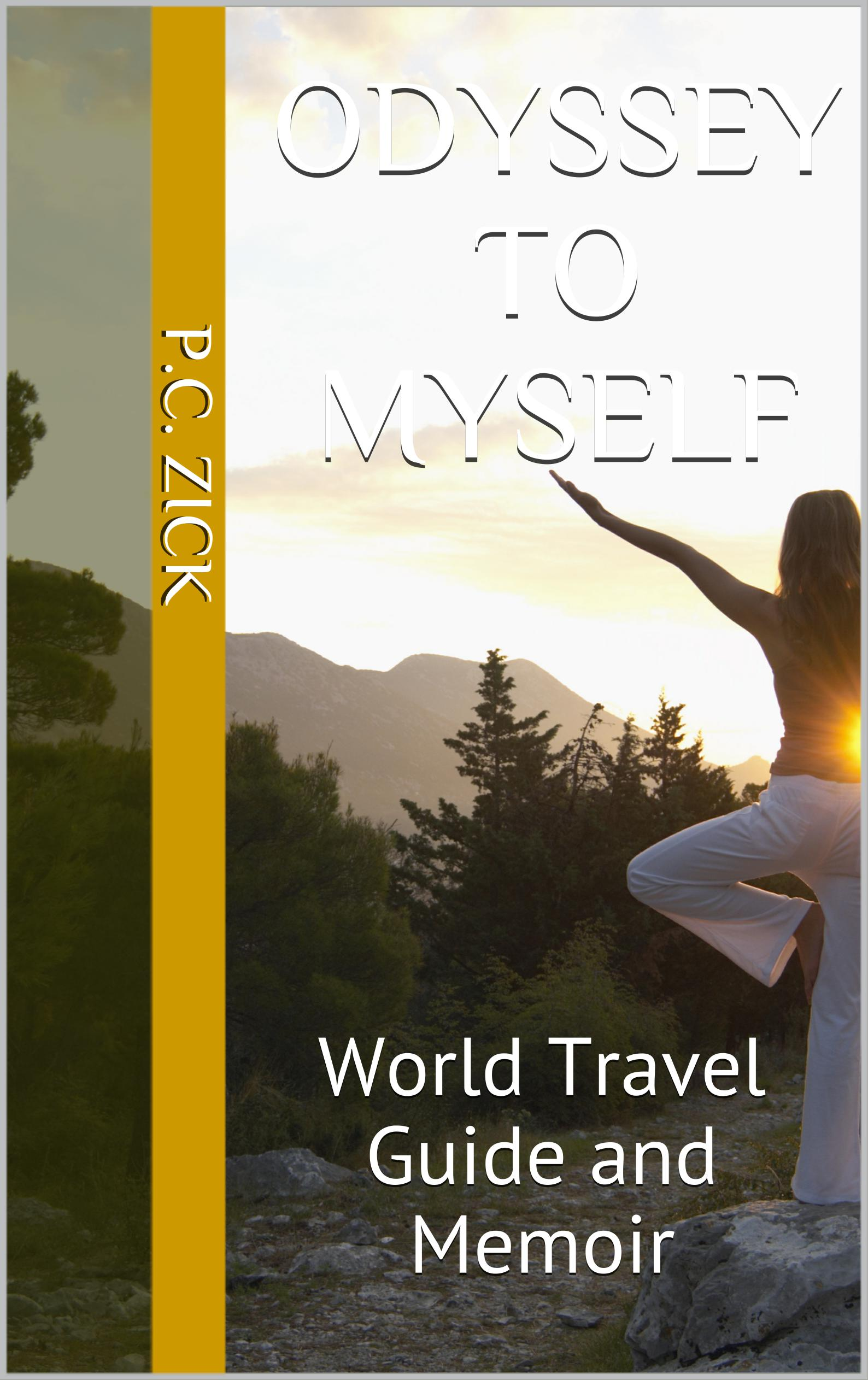 Odyssey to Myself – #New Release