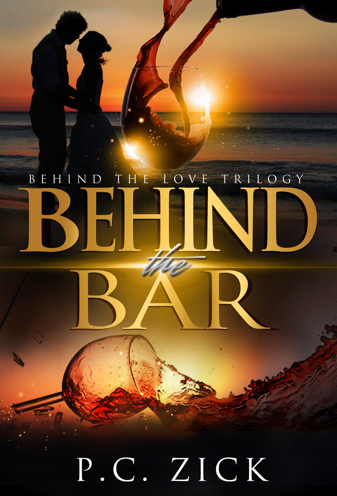 BEHIND THE BAR – #New release by P.C. Zick