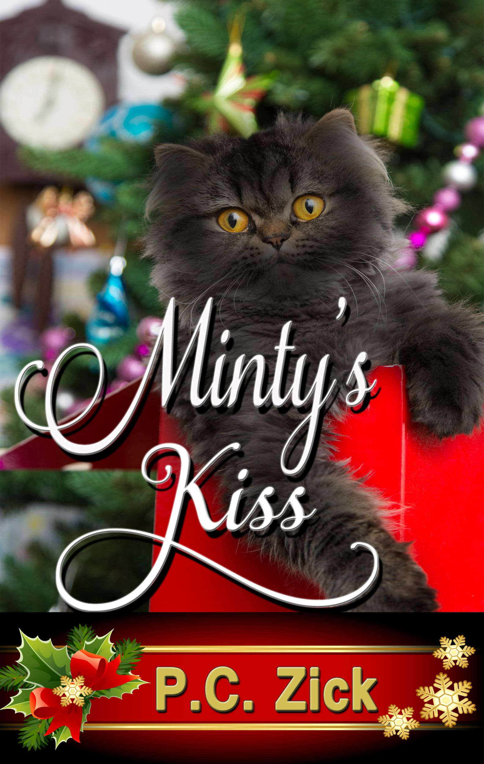 Minty's Kiss Lives On