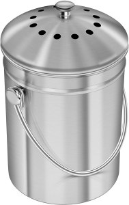 stainless steel compost